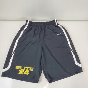 NIKE Mens Hyper Elite Dri-Fit Basketball Shorts